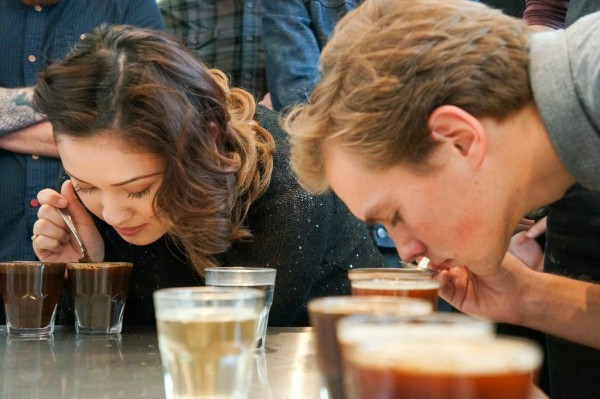 Kopi Luwak vs. Geisha at Temple Coffee's Most Controversial Cupping