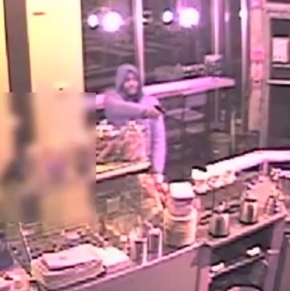 Philly Police Seeking Man Who Robbed Ultimo Coffee at Gunpoint