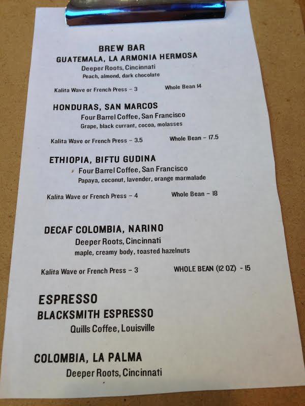 collective espresso cincinatti ohio