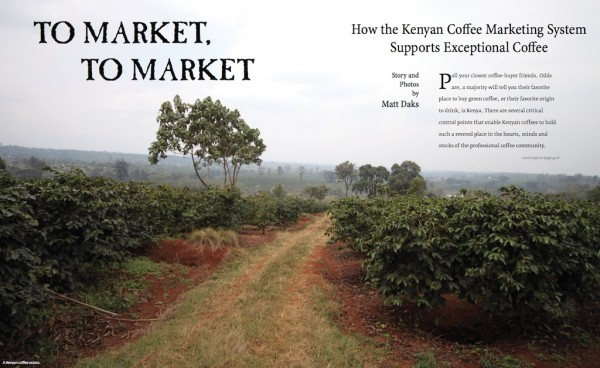 Inside Roast Magazine: Roast Profile Development, Kenyan Quality and Flavor Communication