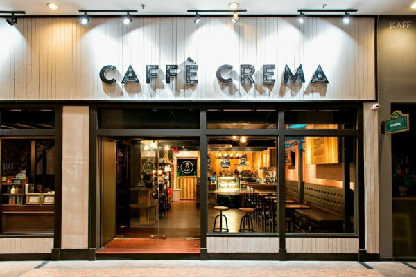 Caffe Crema Adds to the Growing Coffee Culture in Kuala Lumpur