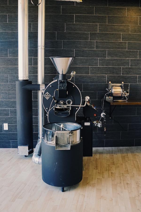 mission coffee roasting