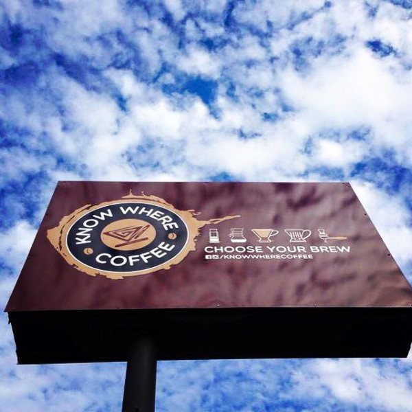 know where coffee gainesville