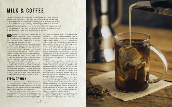 """Inside """"The Curious Barista's Guide to Coffee."""" Photo by Addie Chinn."""