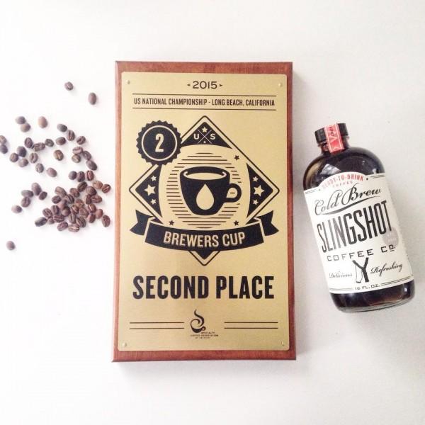 Jenny Bonchak slingshot coffee brewers cup