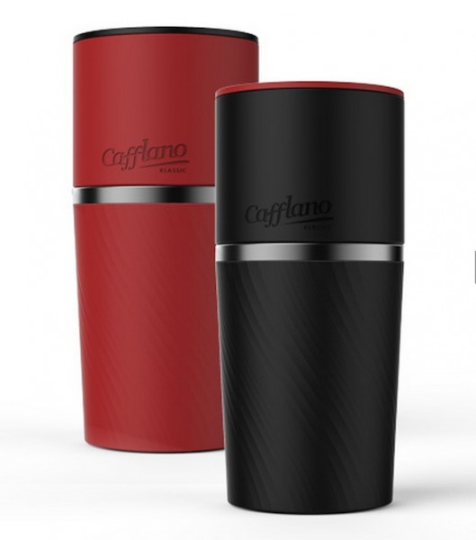 Contained Pourover Unit Cafflano Finds Funding, Hits Trade Show Circuit