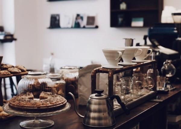 Coffee Room Prague