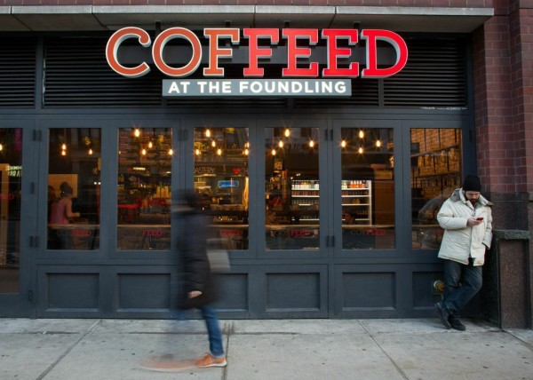 Coffeed foundling