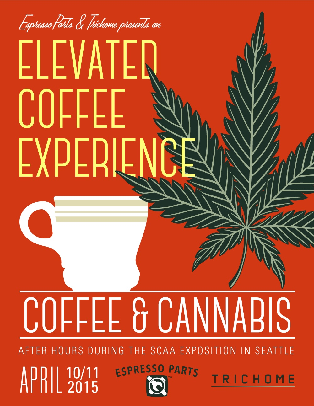 elevated coffee experience