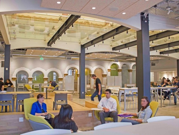 15,000 Square Feet of Tech Innovation and Blue Bottle Coffee at Hanahaus