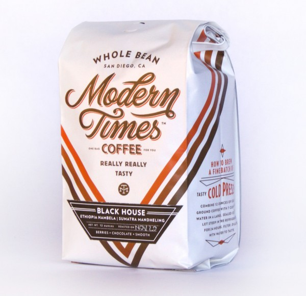 Modern Times Black House Coffee