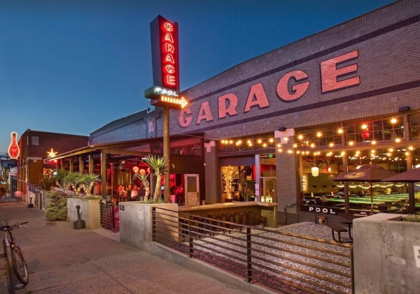 The Garage on Broadway. Google photo.