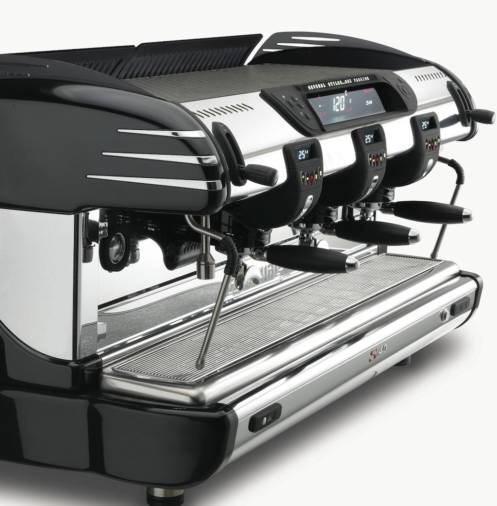 la spaziale s40 suprema daily coffee news by roast magazine. Black Bedroom Furniture Sets. Home Design Ideas