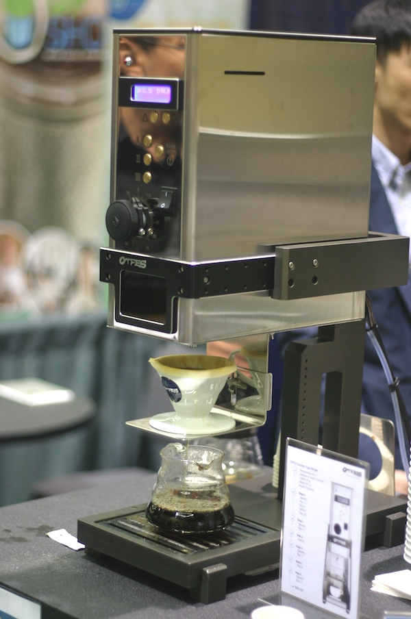 Best Coffee Maker Scaa : Shiny New Products at the 2015 SCAA Expo in Seattle Daily Coffee News by Roast Magazine