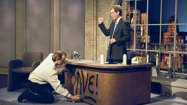 Goodbye to David Letterman with a Top Ten 'Somethings' in Coffee Sustainability