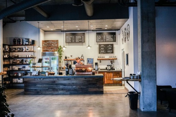 Inside Insight Coffee's Newest Bar in Downtown Sacramento