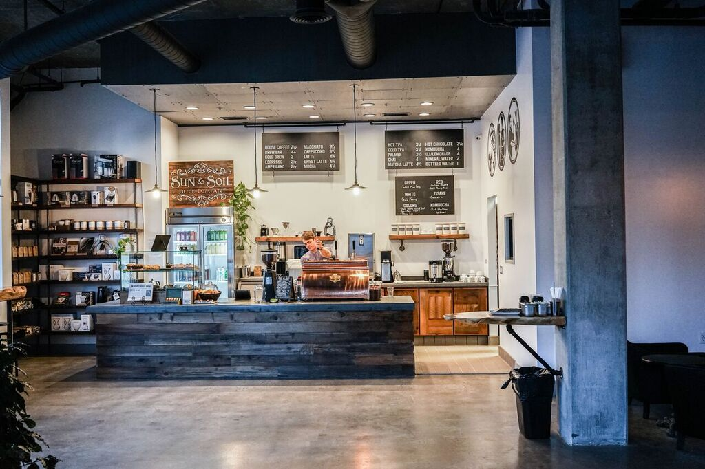Powerhouse Cafe San Antonio