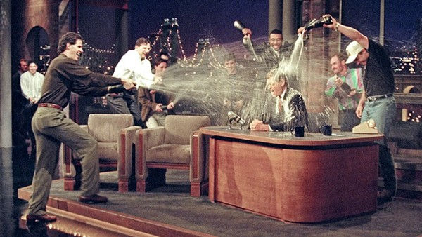 All photos courtesy of The Late Show with David Letterman