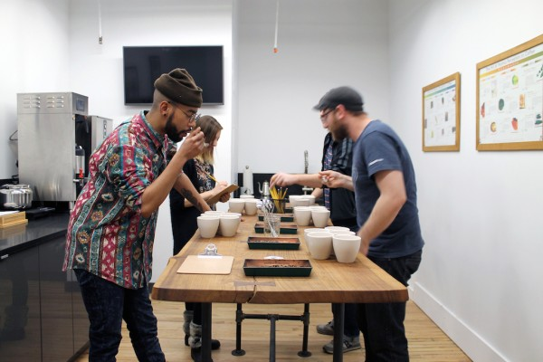 Inside The Loft, a New Training and Education Space for Irving Farm Coffee Roasters
