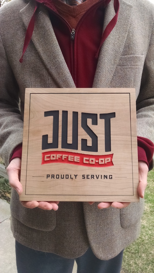 Just Coffee Cooperative madison