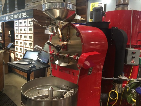 The Gowanus store roaster