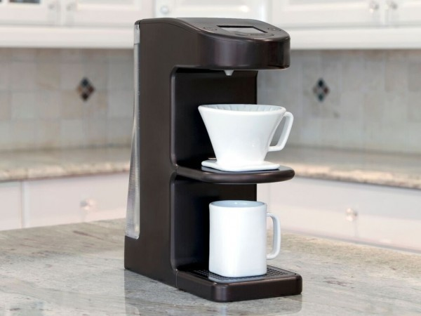 The Invergo coffee machine
