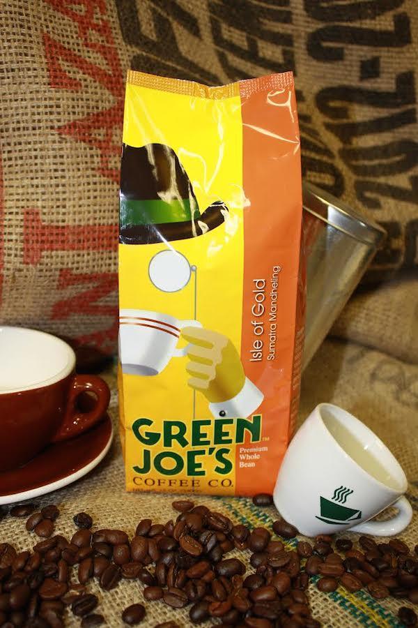 Carolina Coffee Green Joe's