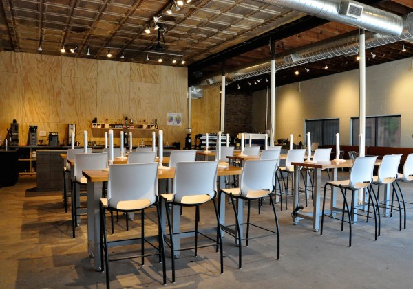 Inside Topeca Coffee Roasters' New 2,500-s.f. Coffee Lab in Tulsa