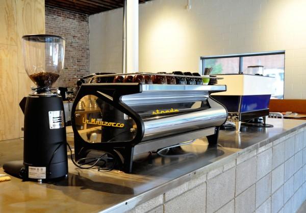 Topeca Coffee Tulsa Training Lab