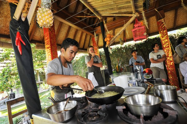 Indonesian Coffee Ambassador Irvan Helmi and the Upcoming Ubud Food Festival