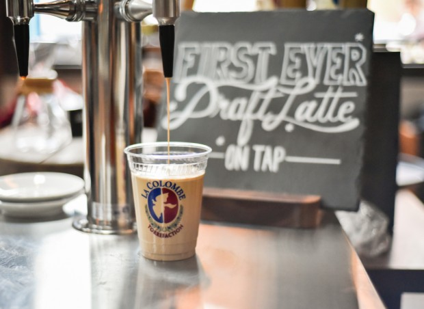 Draft Lattes? They Are Happening at La Colombe In Philadelphia