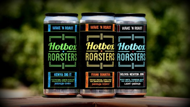 Coffee In a Can From Oskar Blues' New Roasting Brand, Hotbox Roasters