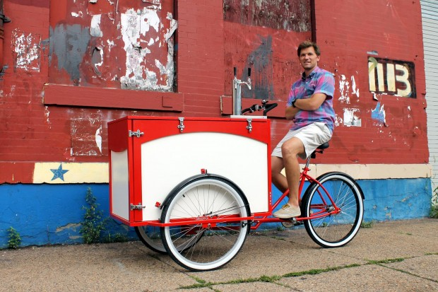 Three Shops, Three Wheels: Philly's HubBub Trikes Take Cold Brew to the Streets