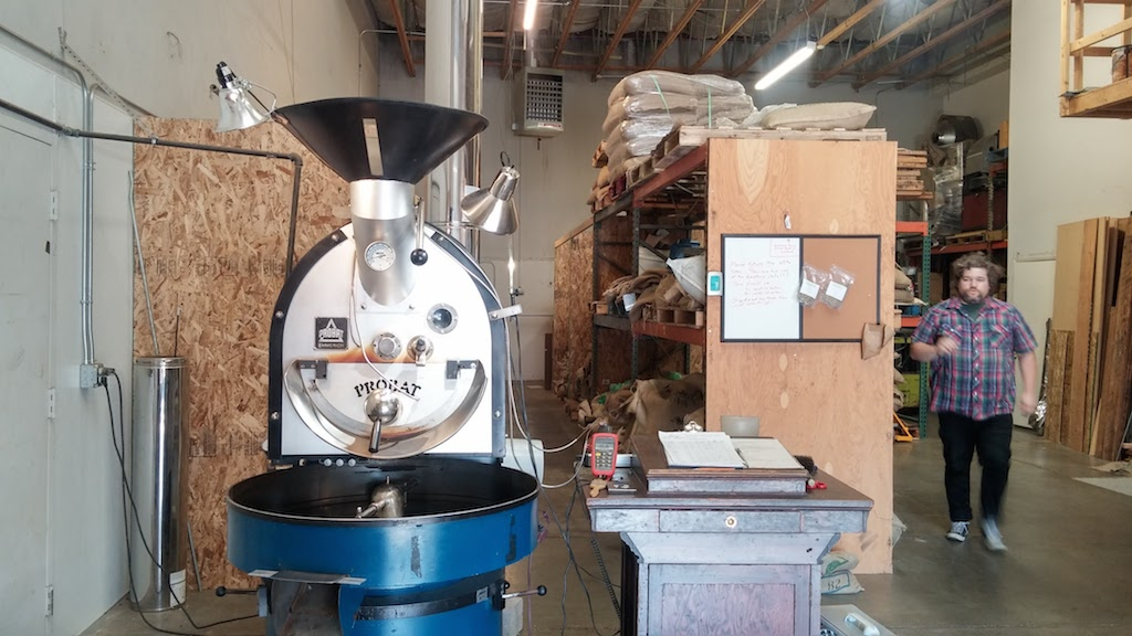 Portland's Behind-the-Scenes Roastery Incubator Steps Into the Light