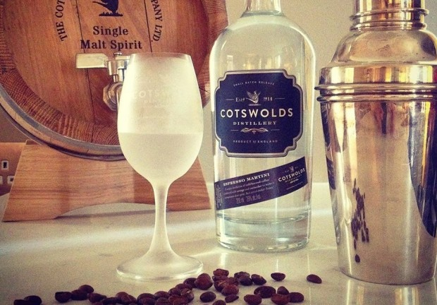 Cold Brew Craze Hits New Level of Refinement with Bottled Espresso Martini