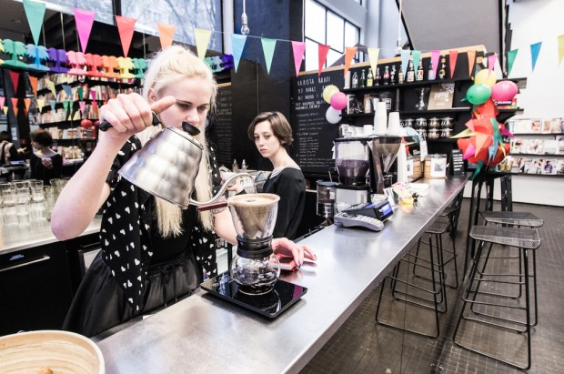 A Guide to Great Coffee in Warsaw, Poland