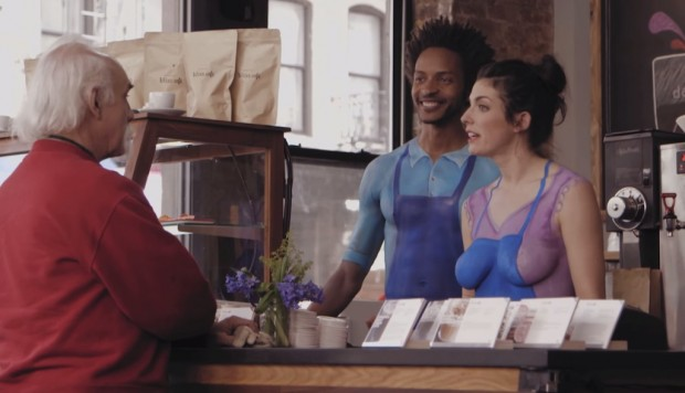 Marketing Beat: Nestlé Has a Bunch of Naked People Pushing Coffee Creamer