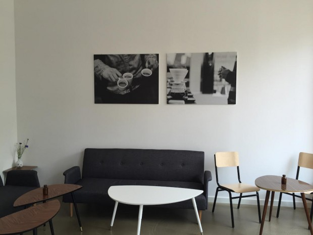 Coffee Roasted in Greece and Scandinavian Design at Coffee Profilers in Berlin
