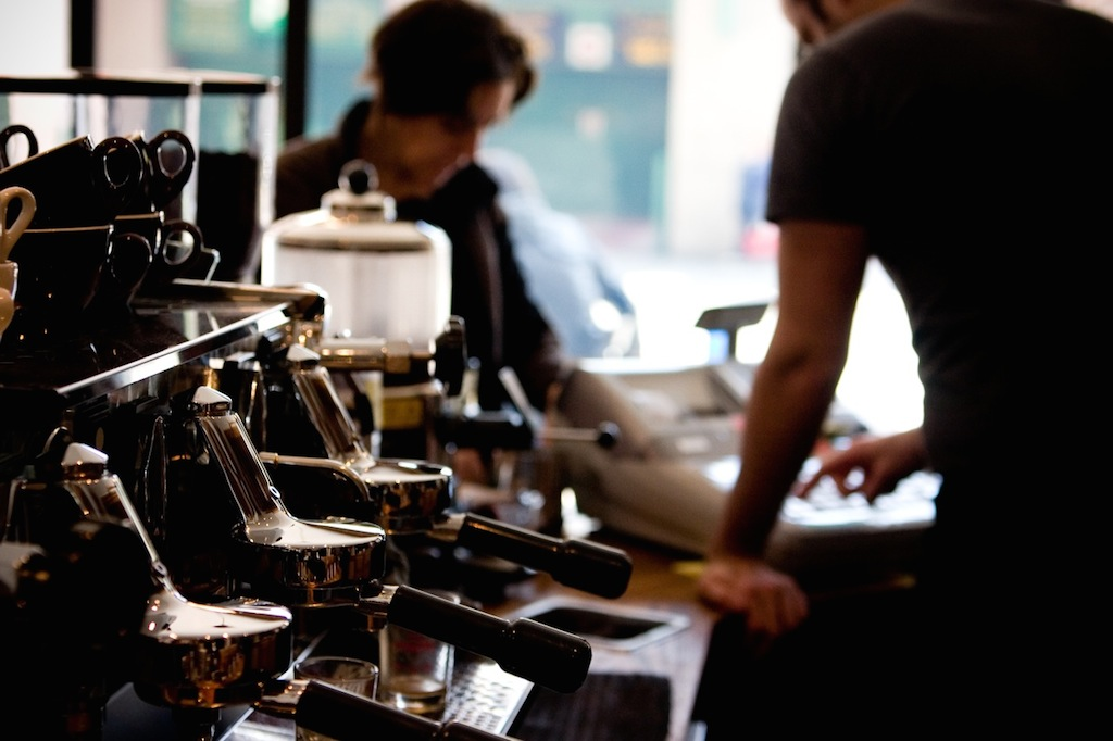Consider Active vs. Passive Consumer Education at the Coffee Bar
