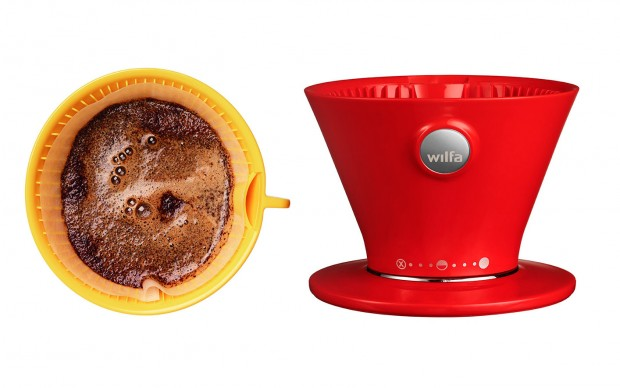 Wilfa and Wendelboe Join the Pourover Party with Insulated Immersion Brewer