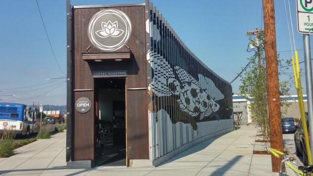 Seven Virtues Now Brewing in The Zipper, a Portland Micro-Restaurant Cluster