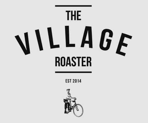 The Village Roaster Limited logo, filed with the New Zealand Specialty Coffee Association.