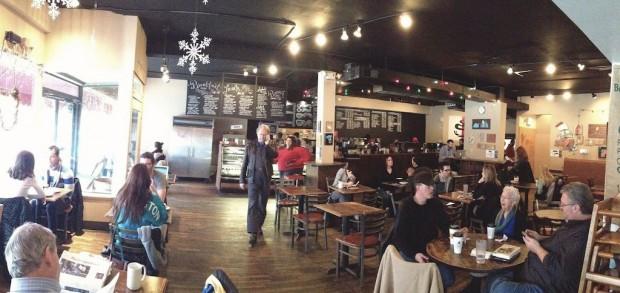 Stauf's Coffee Facebook photo.