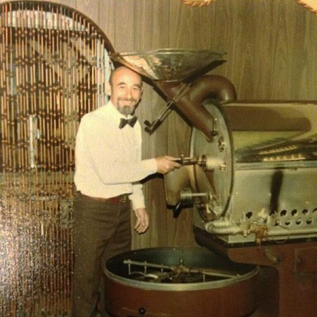 Henry Kalebjian in 1965