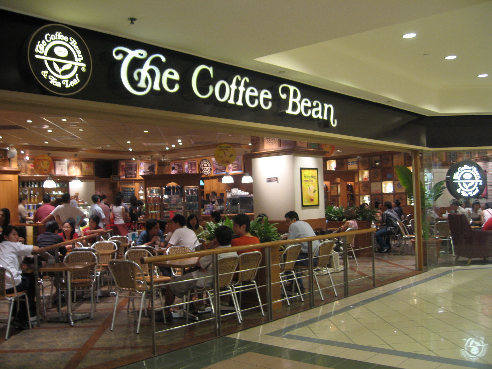 coffee bean and tea leaf Coffee bean & tea leaf, kapaa: see 55 unbiased reviews of coffee bean & tea leaf, rated 45 of 5 on tripadvisor and ranked #58 of 136 restaurants in kapaa.