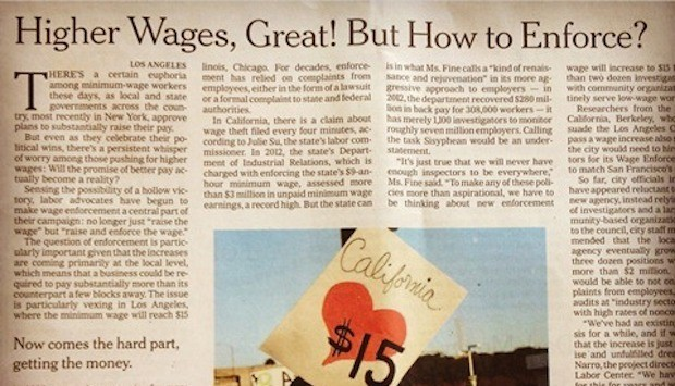 Higher Wages, Great! But How to Afford?