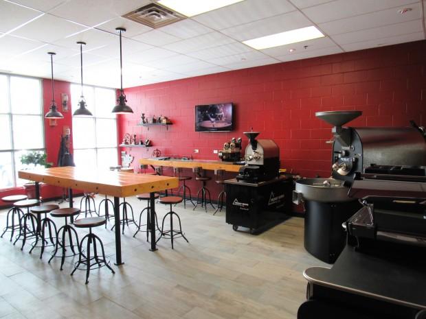 Inside Probat Burns' New Training Lab Outside Chicago