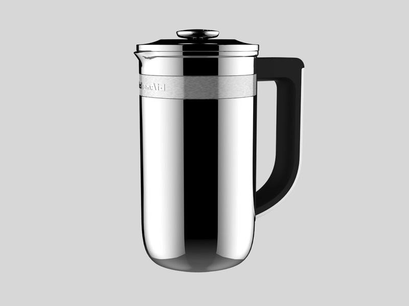 Precision Press Coffee Maker Kitchenaid : KitchenAid Precision Press Coffee Maker Daily Coffee News by Roast Magazine