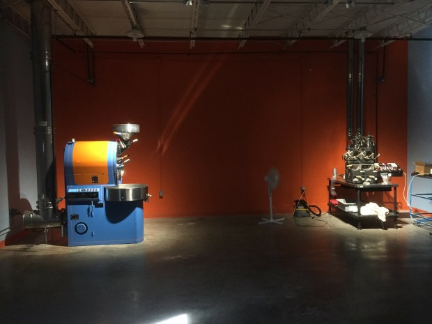 Now Roasting in Waco: Dichotomy Offshoot Apex Coffee Roasters