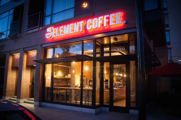 All photos courtesy of 5th Element Coffee